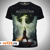 Футболка Dragon Age: Inquisition