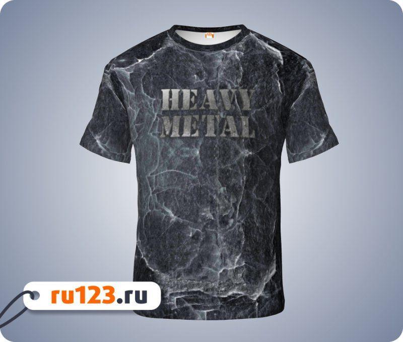 Heavy футболки
