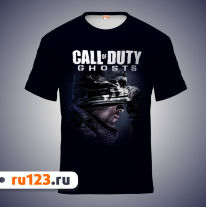 Футболка Call of Duty