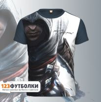 Футболка Assassins Creed 3