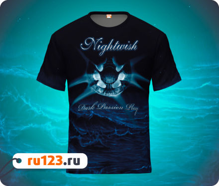 Футболка Nightwish