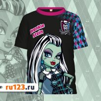 Футболка Школа Монстров (Monster High)