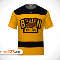 Футболка Boston Bruins