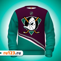 Свитшот Anaheim Ducks NHL