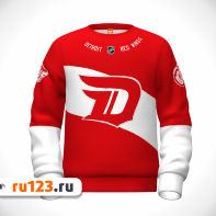 Свитшот Detroit Red Wings