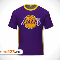 Футболка NBA Los Angeles Lakers