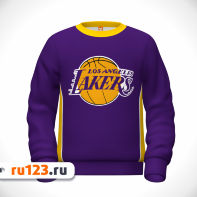 Свитшот NBA Los Angeles Lakers