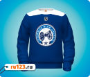 Толстовка Columbus Blue Jackets -