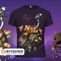 Футболка «Little Big Planet»