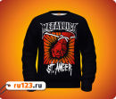 Толстовка Metallica St. Anger -