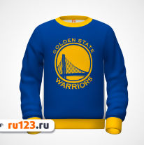 Свитшот NBA Golden State Warriors
