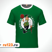Футболка Boston Celtics