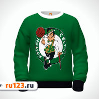 Свитшот Boston Celtics