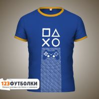 Футболка  «Playstation»