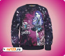 Свитшот Monster High – Spectra -