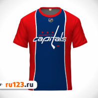 Футболка Washington Capitals