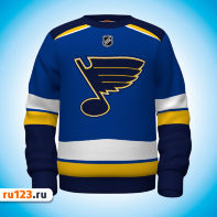 Свитшот St. Louis Blues