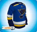 Свитшот St. Louis Blues -