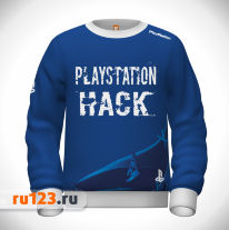 свитшот Playstation HACK