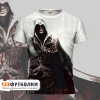 Футболка Assassins Creed