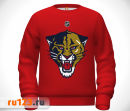 Свитшот Florida Panthers красный -