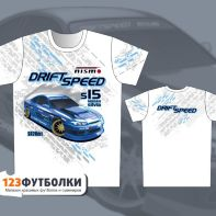 Футболка Nissan (Drift Speed Nismo)