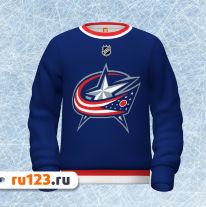 Свитшот Columbus Blue Jackets