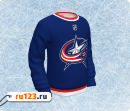Свитшот Columbus Blue Jackets -