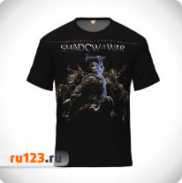Футболка Shadow of War